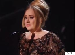 Adele Gets Emotional During First Concert In Three Years