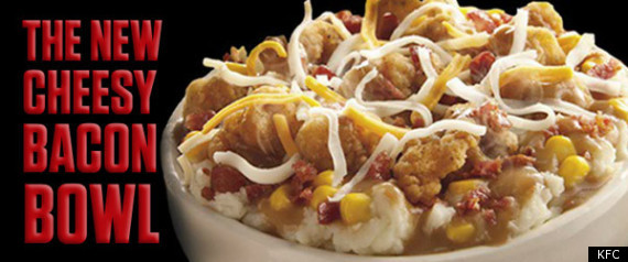 KFC BACON BOWL