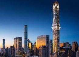 Une tour digne de Gotham City imaginée pour Manhattan