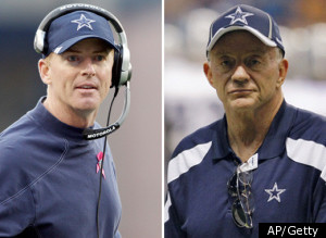 Jerry Jones Jason Garrett
