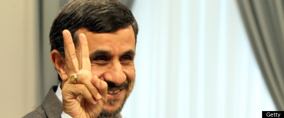 Mahmoud Ahmadinejad Terror Accusation