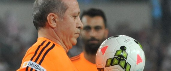 ERDOGAN FOOTBALL
