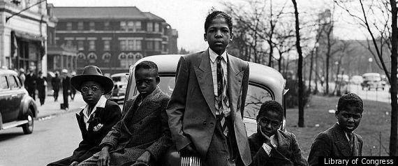 Chicago Blacks Migration