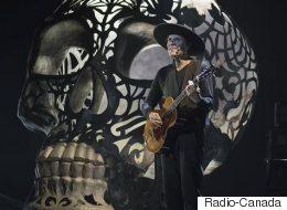 Jean Leloup en concert aux FrancoFolies de Montréal