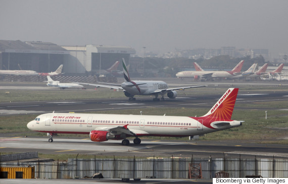 mumbai airport air india