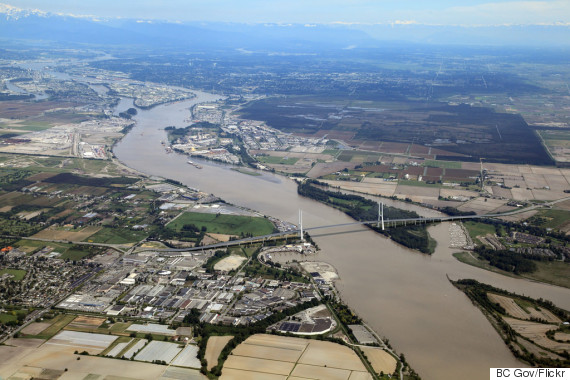 massey tunnel bridge replacement