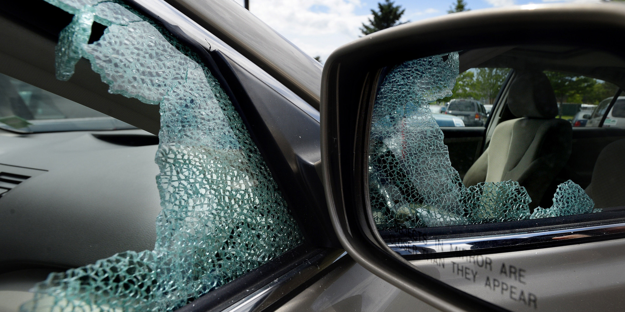 Broken Car Window: More Than 350 Burnaby Cars Vandalized In Smash-And-Grab Spree