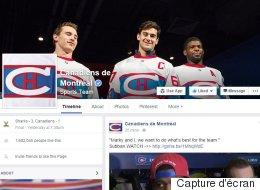 Les Canadiens de Montréal, 3e meilleure équipe sportive sur les réseaux sociaux