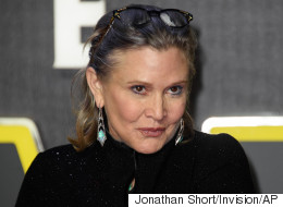Carrie Fisher Is Exacting Sweet Revenge On Those Age-Shaming Her
