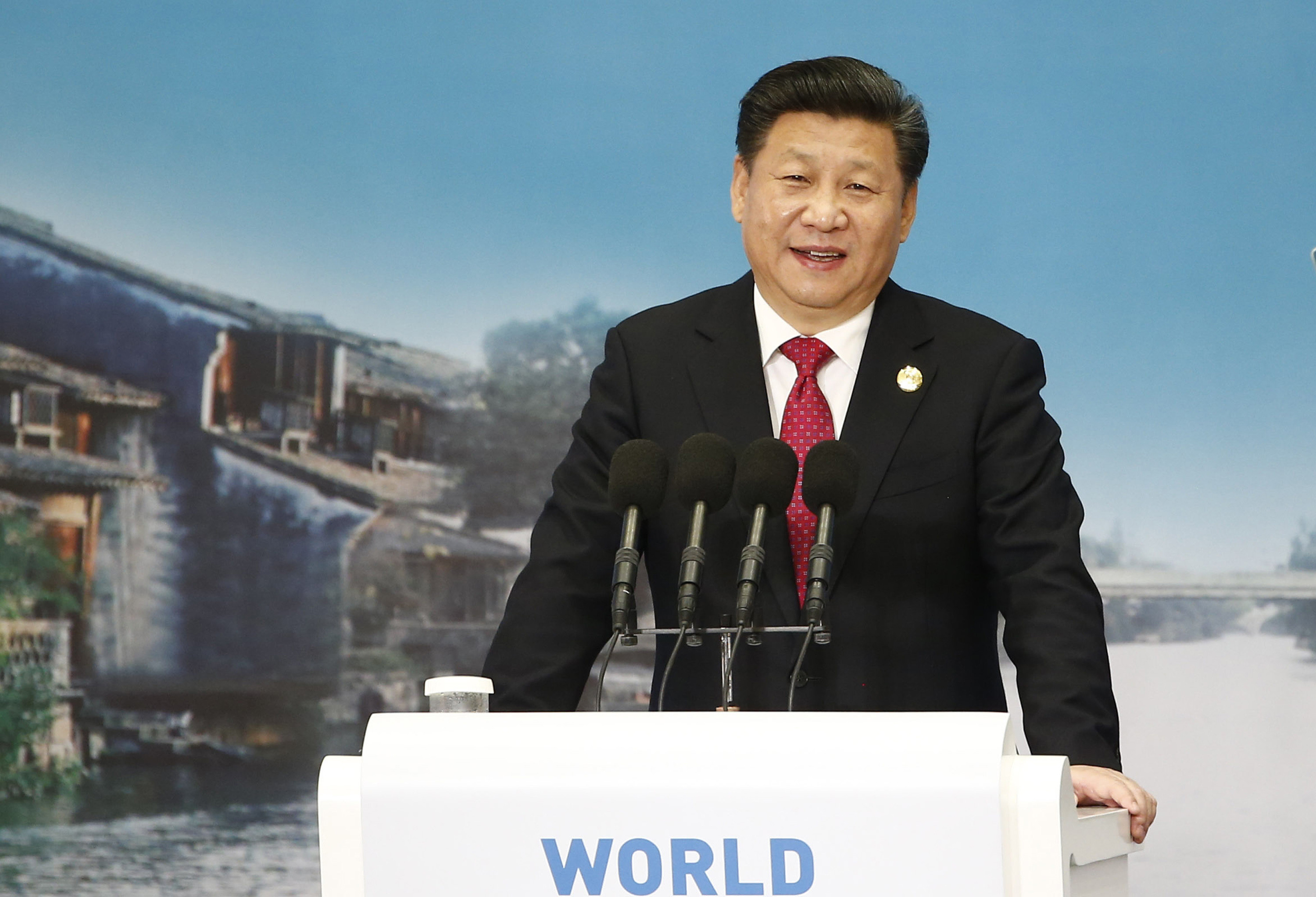 xi jinping internet conference
