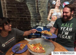 2015 Food Trend: The Rise Of The Vegan Pizza