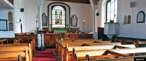 DRISCOLL PORTLAND CHURCH PROTEST