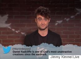 Daniel Radcliffe, Colin Farrell And Other Celebrities Read Mean Tweets About Themselves