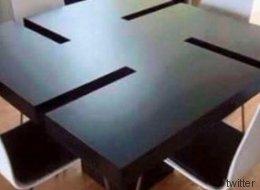 Ikea Kuche Tisch.