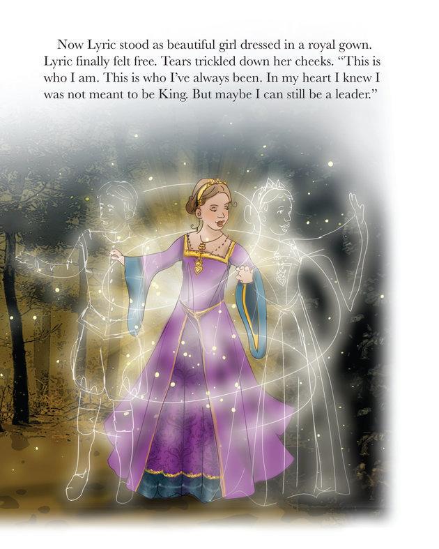 princesse transgenre