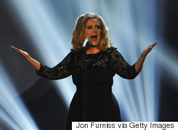 Adele Is Set To Recreate This Iconic Brits Moment