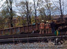 Le CP ne peut plus laisser ses wagons sur la voie de la gare de triage d'Hochelaga