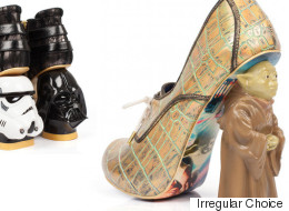 These Star Wars Shoes Are Actually Hideous