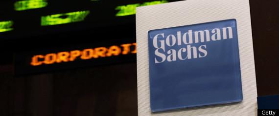GOLDMAN SACHS 428 MILLION LOSS