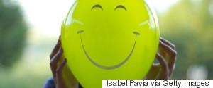 HAPPY GREEN BALLOON