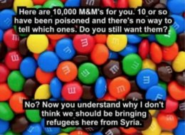 Guy Gives A Masterclass In How To Deal With Those Anti-Refugee Facebook Memes