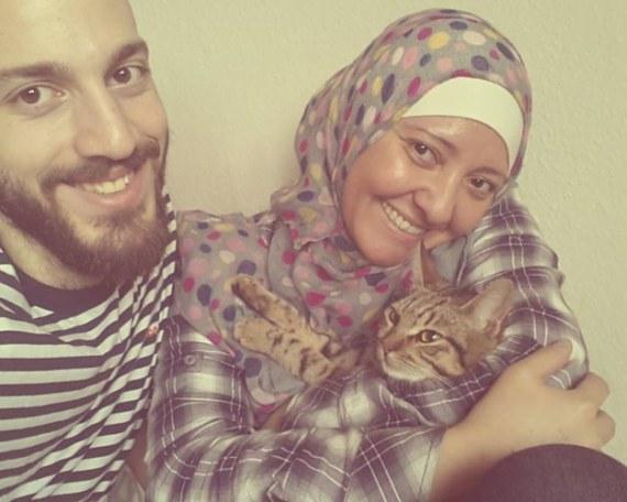 syrian cat
