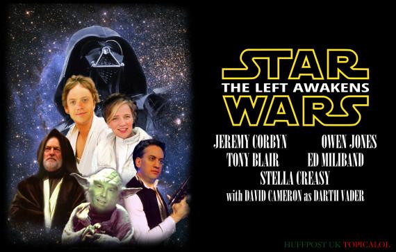 star wars the left awakens