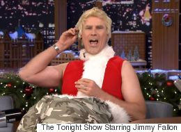 We're Not Too Sure About Will Ferrell's Latest Christmas Character...