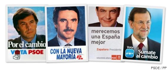 carteles elecciones