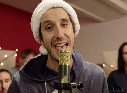 Vous travaillez le 25 décembre? Cette chanson de Jeremy Demay est pour vous! (VIDÉO)