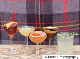 Sophisticated (and Cozy!) Winter Cocktails for Your Big Day, the Holidays -- and Beyond