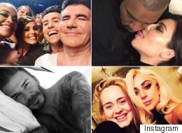 The 23 Best Celeb Selfies Of 2015