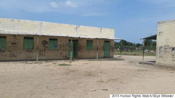school in south sudan