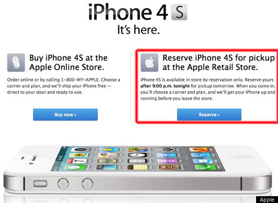 A contract-free iPhone 4S will run you $649, $749, or $849 depending on how ...
