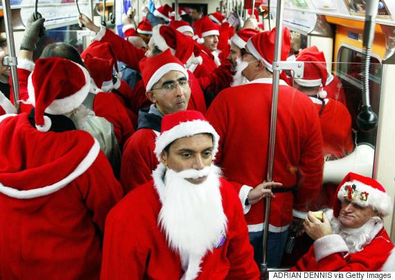 London tube closures christmas