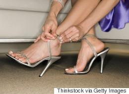 Objectif: de jolis pieds à dévoiler pour les Fêtes de Noël