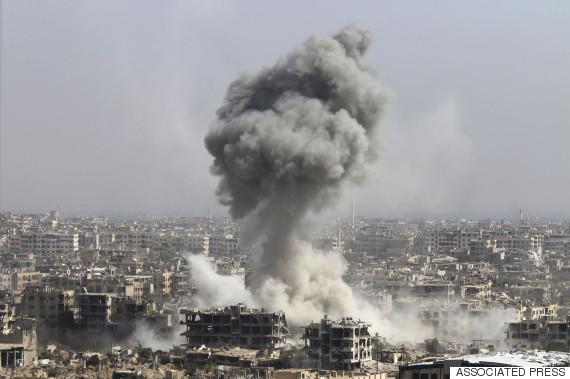 russia airstrike