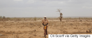 EAST AFRICA DROUGHT