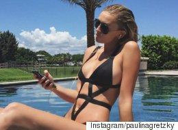 27 Times Paulina Gretzky Scored A Birdie On Instagram