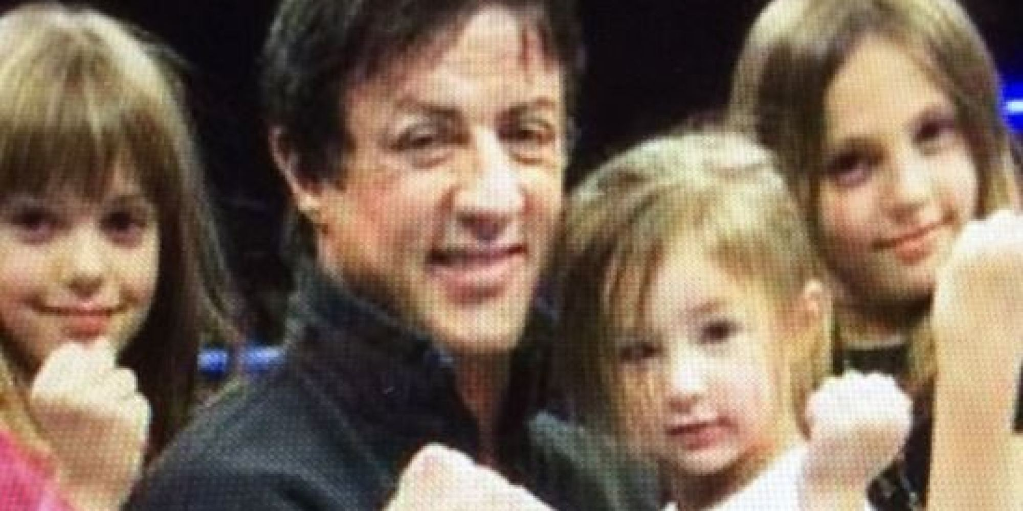 Sylvester Stallone's Daughters Are All Grown Up And Stunning