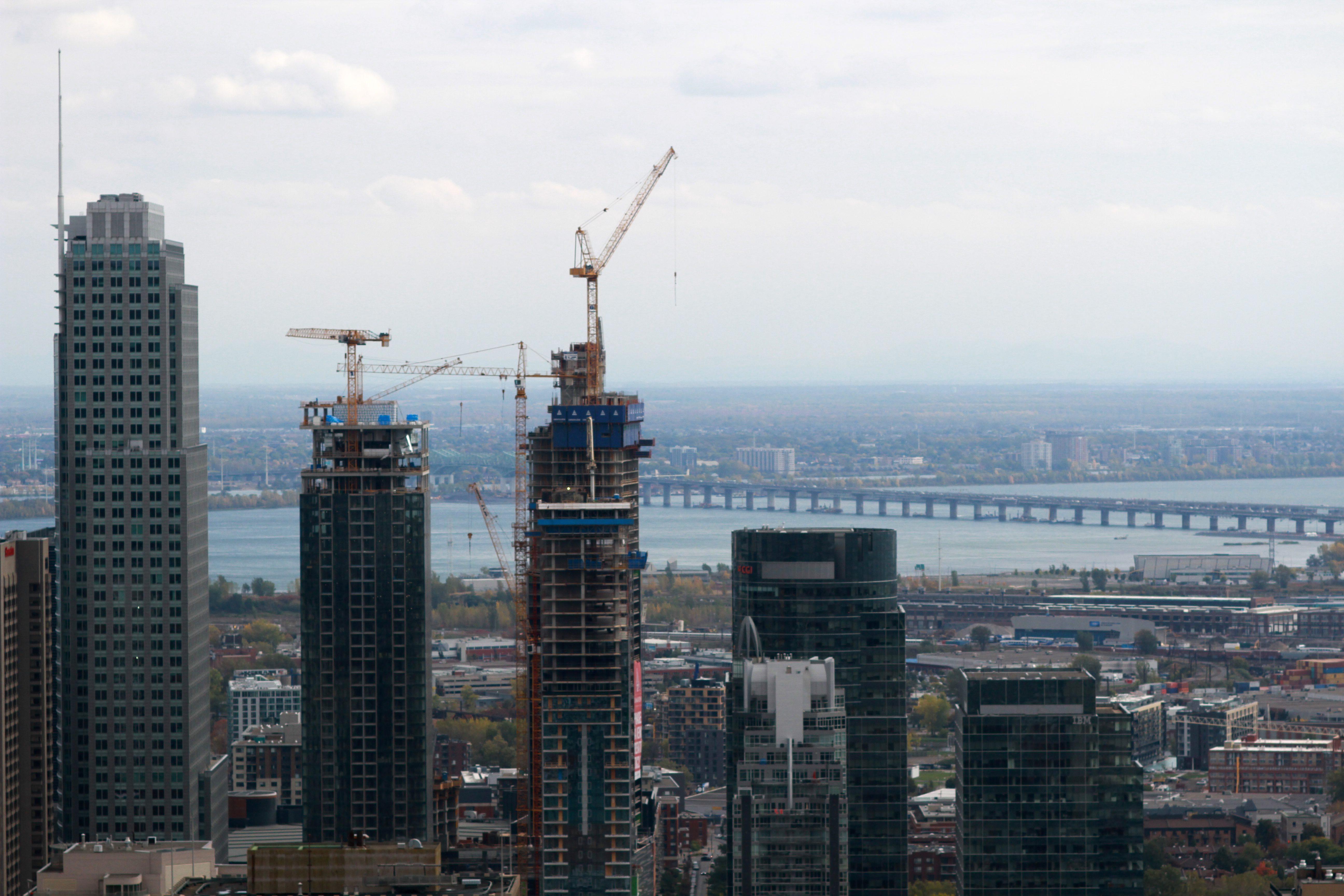 condo construction canada