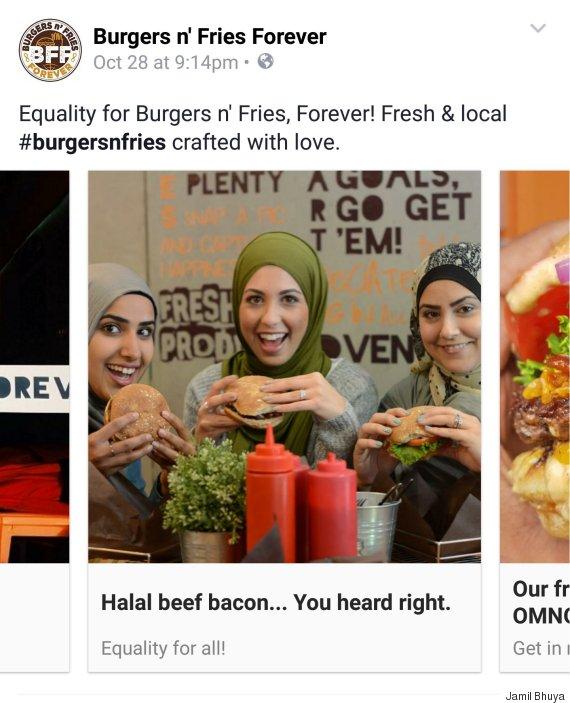 burgers n fries forever