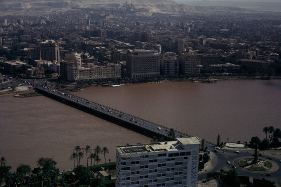 qasr alnil bridge