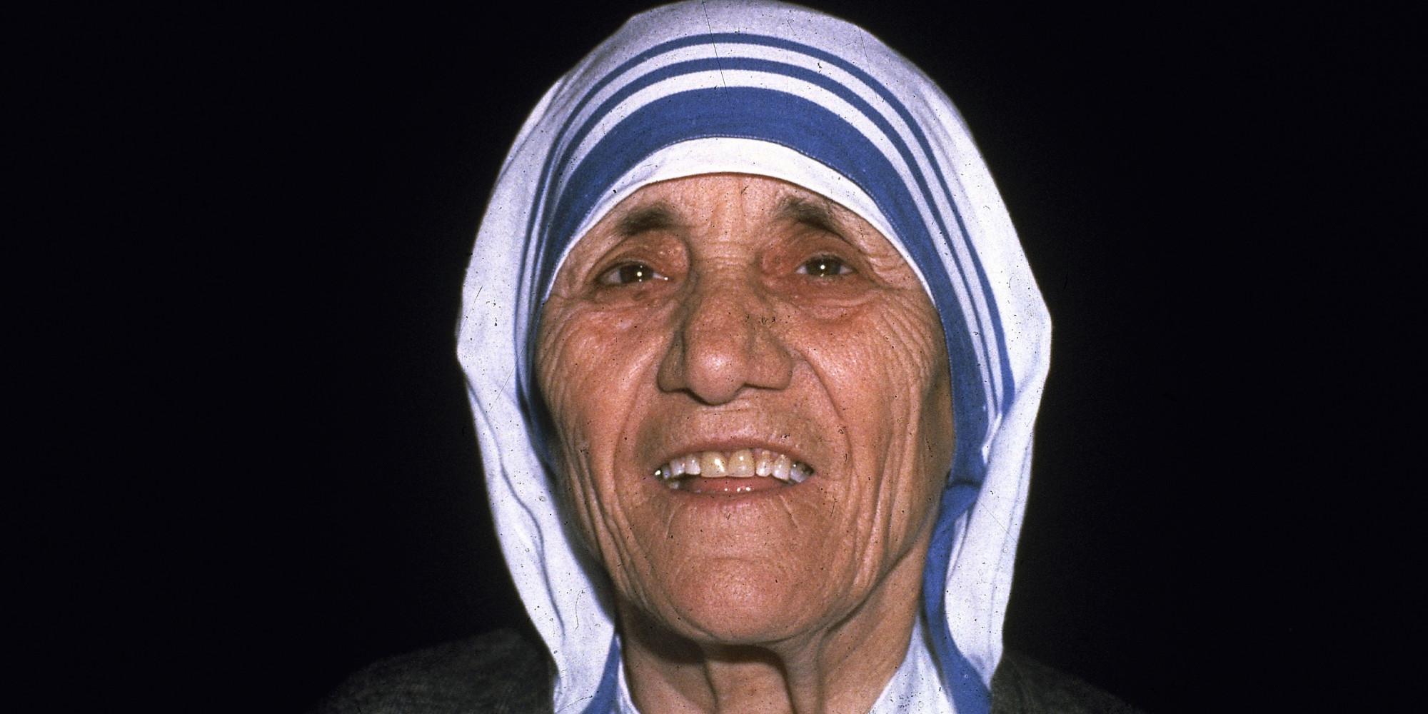 Fotos de la madre teresa de 97