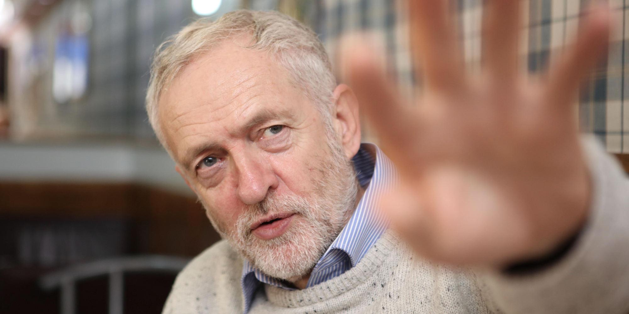 jeremy corbyn - photo #7