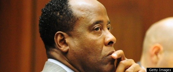 CONRAD MURRAY MICHAEL JACKSON TRIAL