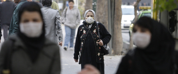 POLLUTION IN IRAN