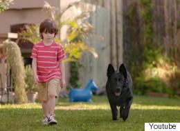 Conmovedora publicidad de un niño y su mascota en Navidad