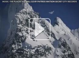 رحلة إلى جبال Bella Coola الكندية وهي مغطاة بالثلوج.. شاهد