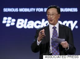 Le patron de Blackberry persiste sur l'accès aux données personnelles